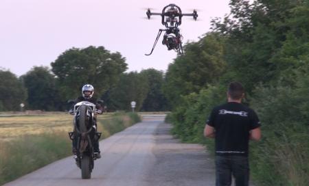 MotoStunt  Aerial Filming